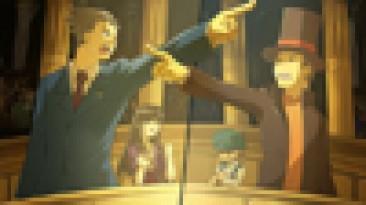 """""""Несколько слов"""" о Professor Layton vs Ace Attorney"""