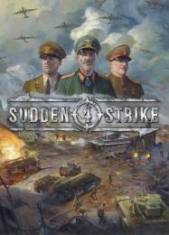 Обложка игры Sudden Strike 4