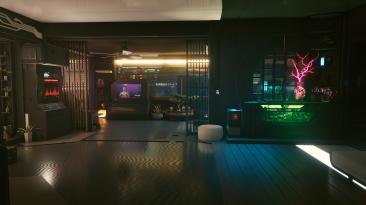Энтузиаст работает над модом для Cyberpunk 2077, который даст разные квартиры в зависимости от выбранного пути