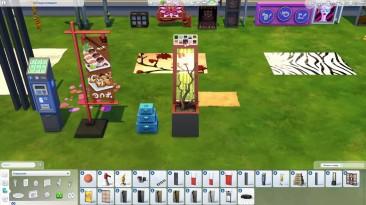 """The Sims 4 Обзор дополнения """"Жизнь в городе"""" Часть 2"""