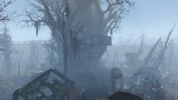 """Fallout 4 """"Новые локации в Светящемся Море"""""""