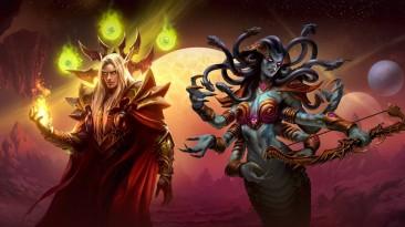 """World of Warcraft: Состоялся выход обновления """"Владыки Запределья"""" для The Burning Crusade Classic"""