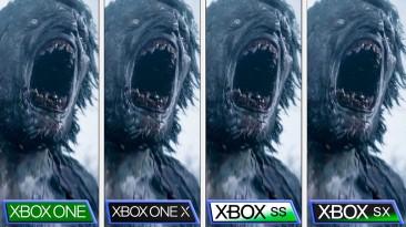 Смотрим сравнение версий Resident Evil: Village для консолей Xbox