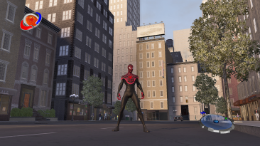 "Spider-Man 3: The Game ""Костюм Майлза Моралеса"""