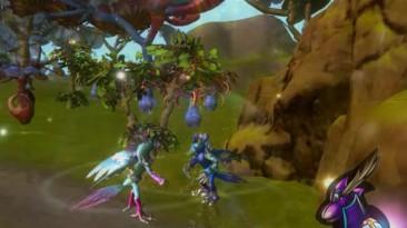 "Spore ""Фан-трейлер Legend of seven Chaos Emeralds"""