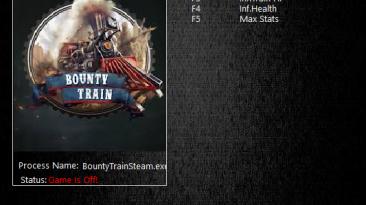 Bounty Train: Трейнер/Trainer (+5) [0.6152] {MrAntiFun}