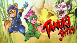 Tanuki Justice - Nintendo Switch}