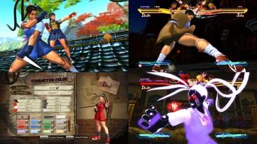 "Street Fighter X Tekken ""Ibuki - School Girl"""