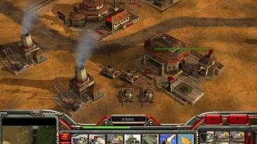 "Command & Conquer Generals: Zero Hour ""Карта - Axon Sides"""