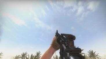 PlayerUnknown's Battlegrounds против Insurgency сравнение звука Оружия