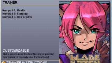 Blade Kitten: Трейнер (+3) [1.0] {CheatHappens}