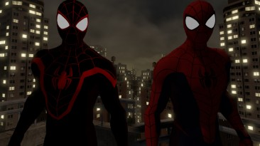 "The Amazing Spider-Man 2 ""Два паука из мультика 2017 [TuriCt]"""