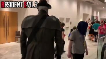 Resident Evil 3 Remake Анонс