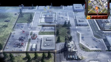 "Command & Conquer 3: Tiberium Wars ""Масштабирование карты"""