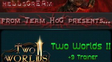 Two Worlds 2: Трейнер (+9) [1.2] {HoG}
