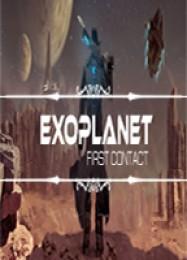 Обложка игры Exoplanet: First Contact