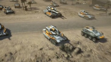 В новой Command & Conquer появятся режимы Red Alert и Tiberium