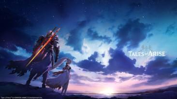 Tales of Arise в Steam достигла пика в более чем 60 тыс. игроков