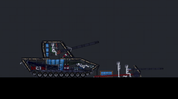 "People Playground ""Пак противотанковой техники/Anti Tank"""