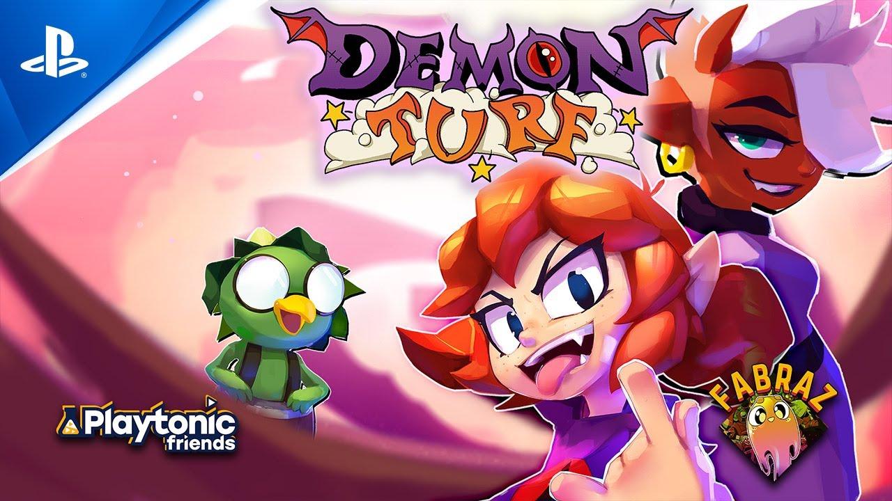 Новый трейлер и анонс даты выхода Demon Turf