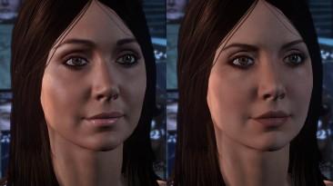 """Mass Effect 3 """"Misc. Complexion Tweaks"""""""