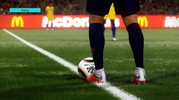 """Pes 2018 """"New Pitch Mod All Stadiums"""""""