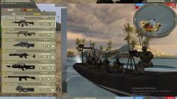 "Battlefield 2 ""Cod4: MW мини мод"""