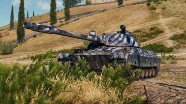 "Анонс временного режима ""Схватка"" в World of Tanks"
