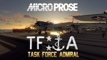 Новое видео и скриншоты Task Force Admiral