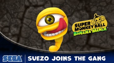 Super Monkey Ball Banana Mania представляет гостевого персонажа Суэзо из Monster Rancher