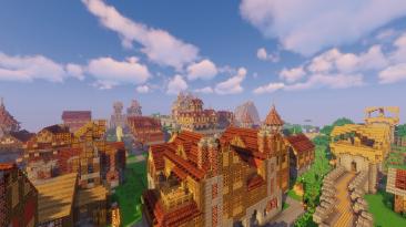 """Minecraft """"Майнколония + Структурирование [1.16.3,1.15.2,1.14.4,1.12.2]"""""""