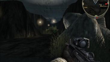 "Battlefield 2 ""Карта - Old Tunnel"""