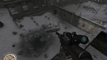 """Call of Duty 2 """"ПТРС"""""""