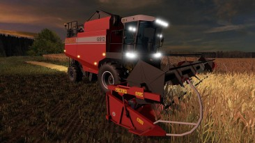 "Farming Simulator 17 ""Палессе GS12 V2.3"""