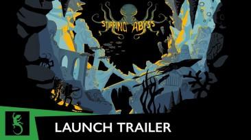 Опубликован релизный трейлер Stirring Abyss, пошаговой тактической RPG по мотивам историй Говарда Лавкрафта