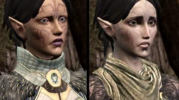 """Dragon Age: Origins """"DA2 Merrill and Marethari """""""