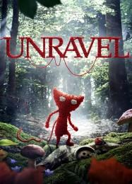 Обложка игры Unravel