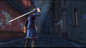 Новые геймплейные ролики The Legend of Heroes: Kuro no Kiseki