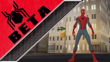 "Spider-Man 3: The Game ""Бета Старк Костюм"""
