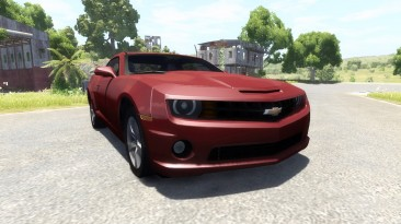 "BeamNG.drive ""Chevrolet Camaro 2010"""