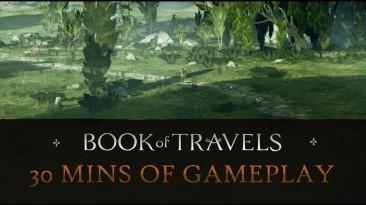 Book of Travels - самобытная RPG от авторов Shelter