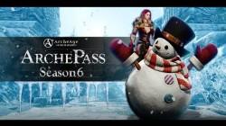 В ArcheAge Unchained начался 6-ой зимний сезон