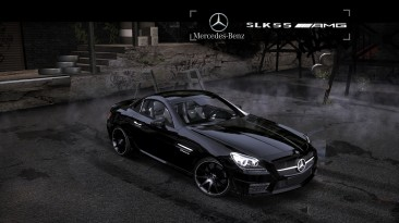 """Need for Speed: Most Wanted """"2012 Mercedes-Benz SLK55 AMG"""""""