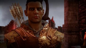 Dragon Age: Inquisition Сохранение/SaveGame (Мужчина, человек, разбойник-лучник)