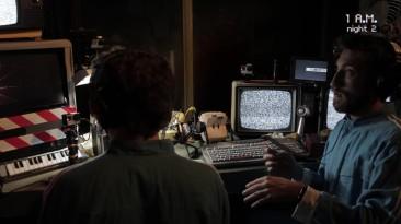 Five Nights at Freddy's в реальной жизни - эксперименты