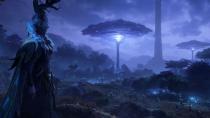 Темные Земли стали доступны для исследования вместе с выходом World of Warcraft: Shadowlands