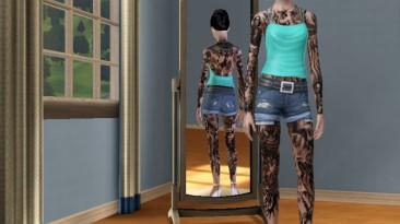 "The Sims 3 ""Тату на все тело"""