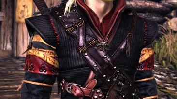 """Witcher 2: Assassins of Kings """"Красивая броня кейрана"""""""