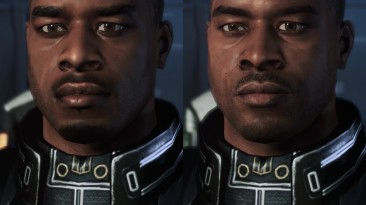 "Mass Effect 3 ""Jacob Complexion Tweak"""