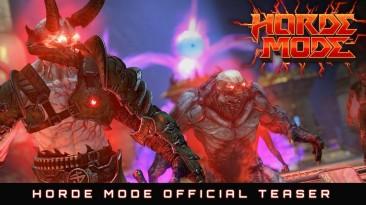 Режим Орды появится в Doom Eternal на следующей неделе